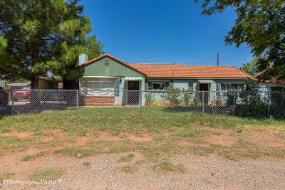Washington Single Family Home For Sale: 60 W 200 N