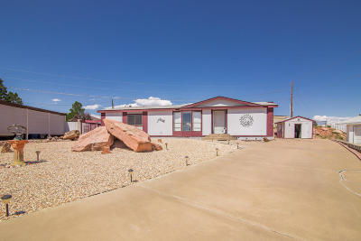 St George UT Single Family Home For Sale: $151,000