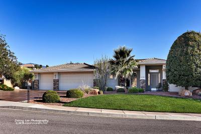 Washington Single Family Home For Sale: 1316 Sandcrest Cir