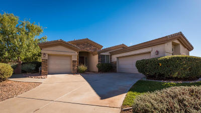 Single Family Home For Sale: 1982 N Rocky Slope Cir