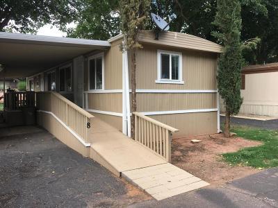 Washington Single Family Home For Sale: 400 S 200 E #8
