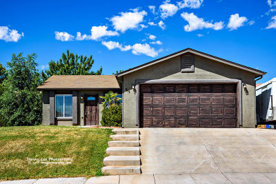 St George UT Single Family Home For Sale: $199,000