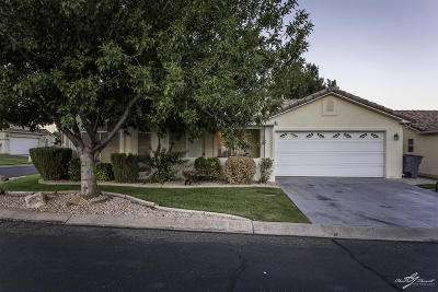 St George UT Single Family Home For Sale: $189,900