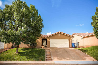 Washington Single Family Home For Sale: 196 E Gail Way