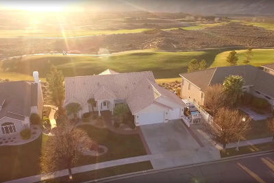 Hurricane Single Family Home For Sale: 837 N Sky Mountain Blvd