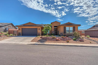 Washington UT Single Family Home For Sale: $374,900