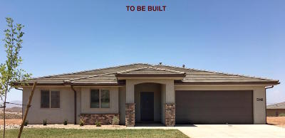 St George Single Family Home For Sale: 3684 E Antares Ln