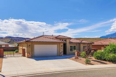 Hurricane Single Family Home For Sale: 427 N 3450 W