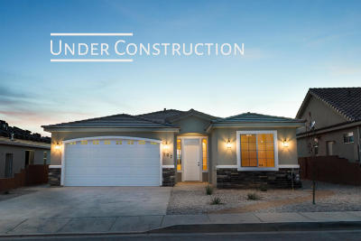 Hurricane Single Family Home For Sale: 146 N 3425 W