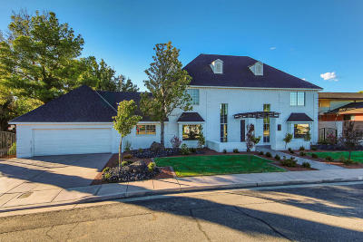 St George Single Family Home For Sale: 573 Concord Way