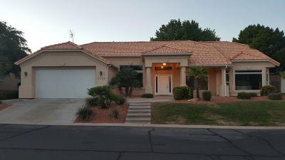 Washington Single Family Home For Sale: 1056 Kanarra
