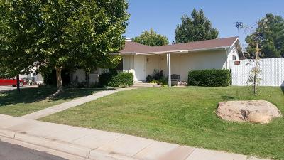 Washington Single Family Home For Sale: 396 N 700 E