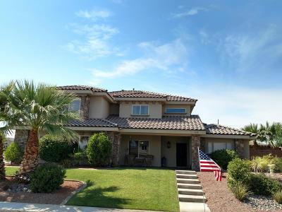 St George Single Family Home For Sale: 608 S Shasta