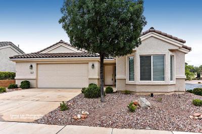 Sun River Single Family Home For Sale: 1343 W Summer Poppy Dr