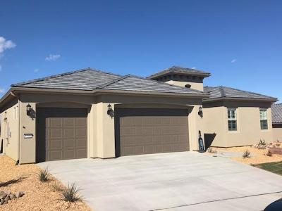 Sun River Single Family Home For Sale: 1344 W Silk Berry Dr