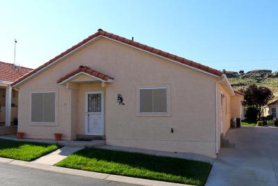 Washington Single Family Home For Sale: 504 E Telegraph #74