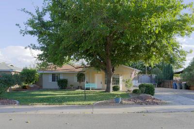 Washington Single Family Home For Sale: 484 Pectol St