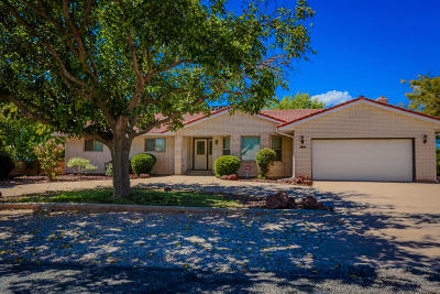 St George Single Family Home For Sale: 3506 Marigold Way