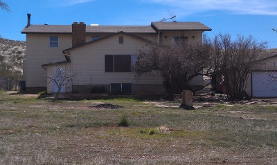 Hurricane Single Family Home For Sale: 660 E Hwy 59