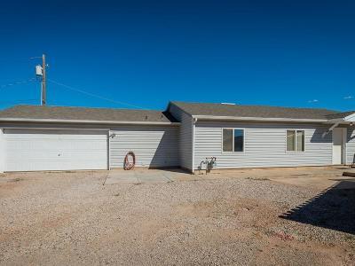 La Verkin Single Family Home For Sale: 180 N 470 W