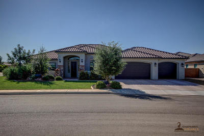 St George Single Family Home For Sale: 2708 S 3120 E
