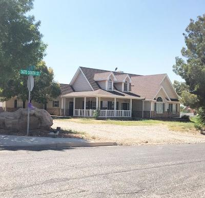 St George Single Family Home For Sale: 2562 E 3670 S