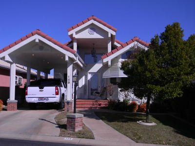 Single Family Home SOLD: 2990 E Riverside #149
