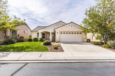 St George UT Single Family Home For Sale: $245,000