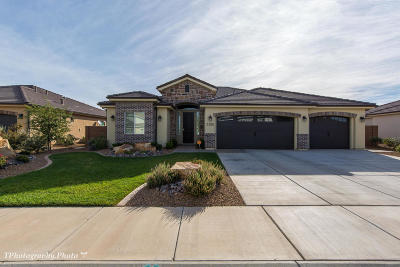 St George Single Family Home For Sale: 3305 S 3020 E