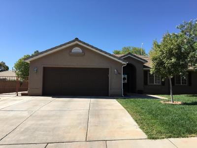 St George Single Family Home For Sale: 26 S 2300 E