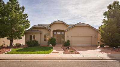 Toquerville Single Family Home For Sale: 995 S Mulberry Dr