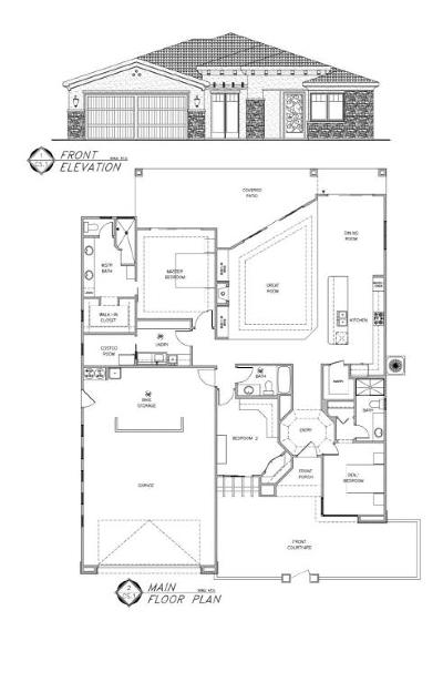 Santa Clara Single Family Home For Sale: Lot 307 Kenzies Way
