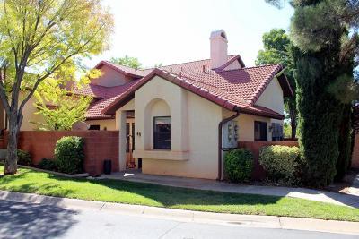 St George Condo/Townhouse For Sale: 301 S 1200 E #48
