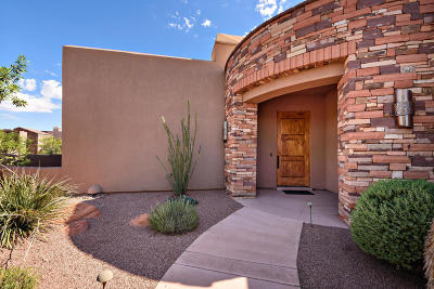 St George Single Family Home For Sale: 2052 Anasazi Trail