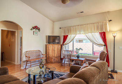 Ivins Single Family Home For Sale: 458 S Puerto Dr