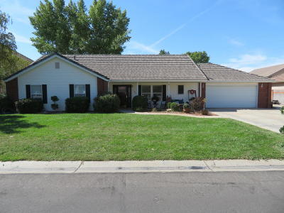 Washington Single Family Home For Sale: 2280 S Coletero Dr