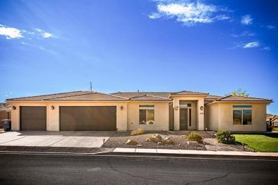 Washington Single Family Home For Sale: 1122 E Thoroughbred Rd