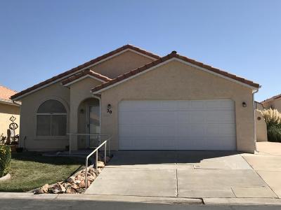 Washington Single Family Home For Sale: 504 E Telegraph St #20