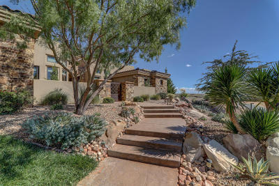 St George Single Family Home For Sale: 5054 N Silver Cloud