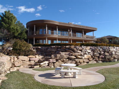 St George Single Family Home For Sale: 1562 S Stone Cliff Dr