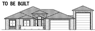 St George Single Family Home For Sale: Lot 27 Side Winder Dr
