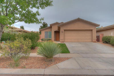 Washington Single Family Home For Sale: 3547 E Sweetwater Springs