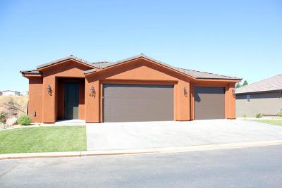 Washington Single Family Home For Sale: 465 N Creek Ridge Dr