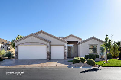 Washington Single Family Home For Sale: 1088 N Ventana Dr #18