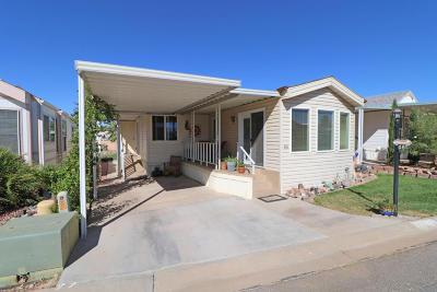 Washington County Single Family Home For Sale: 448 E Telegraph #48