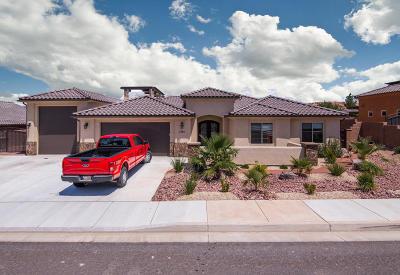 Hurricane Single Family Home For Sale: 2781 S Wilson Dr