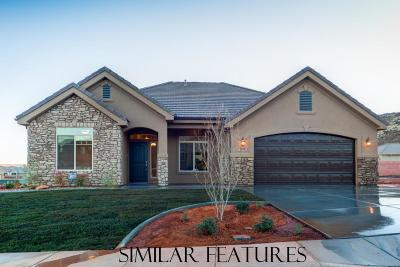 Washington Single Family Home For Sale: 1821 N Rimview Dr #BRS 18