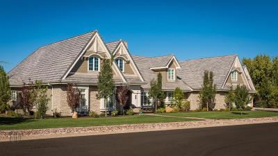 Washington Single Family Home For Sale: 2950 S Old Farm Rd