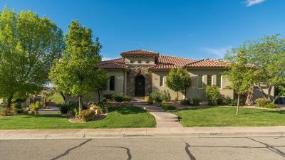 St George Single Family Home For Sale: 2355 Via Linda Cir