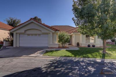 Washington Single Family Home For Sale: 356 Cactus Lane #24